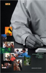 The University of Texas at Dallas 2008-2010 Graduate Catalog Supplement